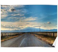 Road to Laramie Peak Poster