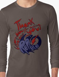 Thank You For Nothing, You Useless Reptile (HTTYD) Long Sleeve T-Shirt