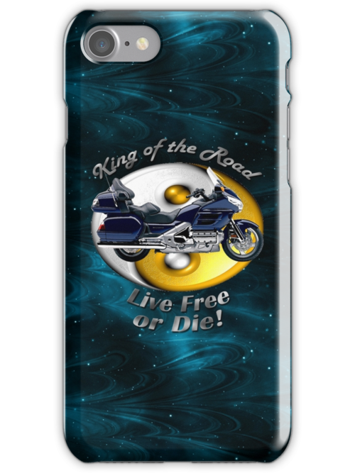 Honda Gold Wing King of the Road by hotcarshirts