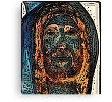 The Disintegration of Christ Canvas Print