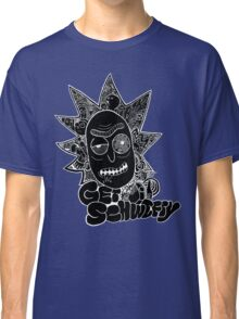 Get Schwifty Invert Classic T-Shirt
