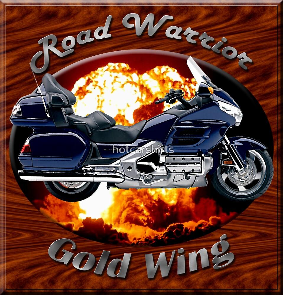 Honda Gold Wing Road Warrior by hotcarshirts