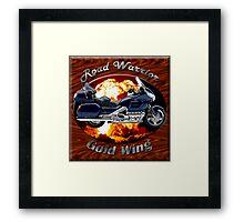 Honda Gold Wing Road Warrior Framed Print