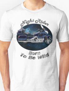 Honda Gold Wing Night Rider Unisex T-Shirt