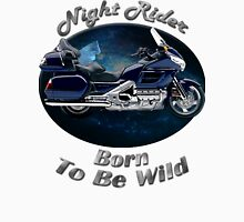 Honda Gold Wing Night Rider Unisex T-Shirt