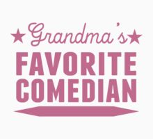 Grandma's Favorite Comedian Kids Clothes