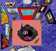 The Velvet Room 1 by Carolyn Clark