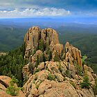 Devils Head Pinnacle Lookout by 2oceans1