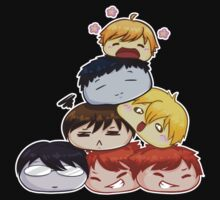 Ouran Mochi Kids Clothes