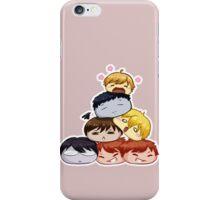 Ouran Mochi iPhone Case/Skin