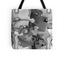 Paradox of Confusion Tote Bag