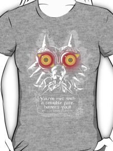 Majoras Mask - Meeting With a Terrible Fate T-Shirt