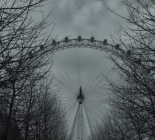 London Eye by liberthine01