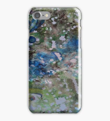 Liquid Memories iPhone Case/Skin