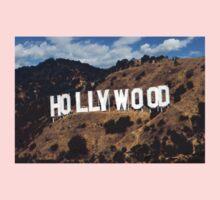 Hollywood #1 Baby Tee