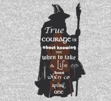 True Courage by ShadyEldarwen