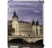 Conciergerie Paris France iPad Case/Skin
