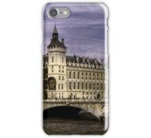 Conciergerie Paris France iPhone Case/Skin