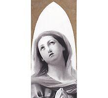 Mary Photographic Print