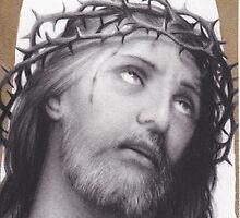 Jesus by brittnideweese