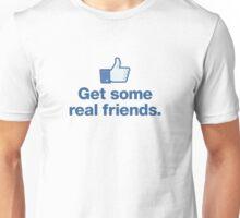 Facebook 2 Unisex T-Shirt