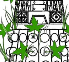 Germinate - Dr Who Sticker