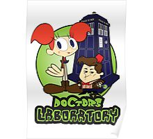 Doctor's Laboratory Poster
