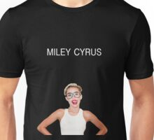 Miley Cyrus Shirt #1 Unisex T-Shirt