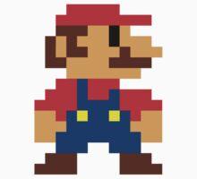 Retro Mario by Dope