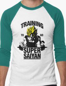 training to go super saiyan T-Shirt
