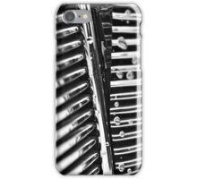 Ribs Of the Beast iPhone Case/Skin