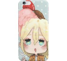 Yummy Kurista iPhone Case/Skin