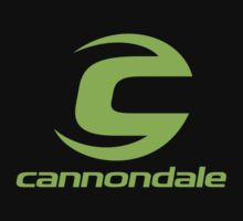 Cannondale Bicycles Road Bikes Mountain Bikes Recreation Bikes logo black t-shirt by johntshirt