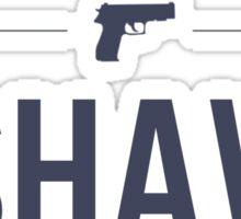 Person of Interest - Shaw Sticker