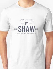 Person of Interest - Shaw T-Shirt