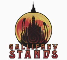 Gallifrey STANDS Kids Clothes