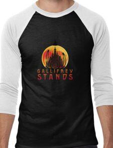 Gallifrey STANDS Men's Baseball ¾ T-Shirt