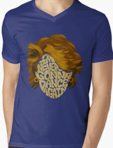 George Mens V-Neck T-Shirt
