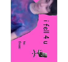 Danisnotonfire/Dan Howell Greeting Card/Prints/Stickers Photographic Print