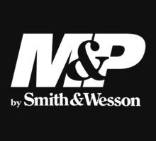 Smith and Wesson M&P guns logo black t-shirt tshirt shirt by johntshirt