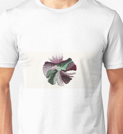 Unusual Calming Mandala Symbol Unisex T-Shirt