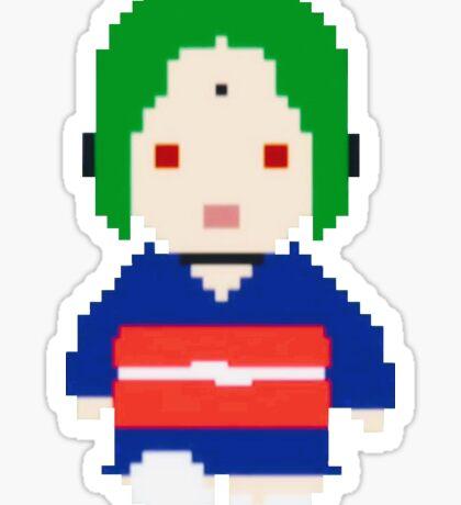 Gintama Pixel Tama Sticker