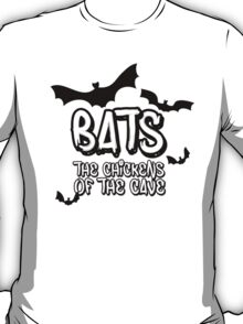 Anchorman 2: Bats, The Chickens of the Cave T-Shirt