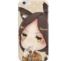 Yummy Yumiru iPhone Case/Skin