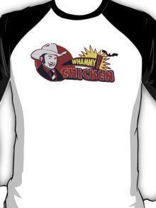 Anchorman 2: Whammy Chicken Champ Kind T-Shirt T-Shirt