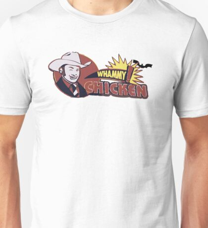 Anchorman 2: Whammy Chicken Champ Kind T-Shirt Unisex T-Shirt