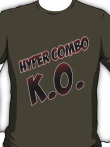 Hyper Combo K.O. T-Shirt