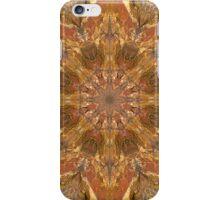 Garden Stone Mandala 8 iPhone Case/Skin