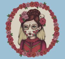 Lace & Rose - Sugarskull sister Kids Clothes