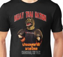 Muay Thai Nation Unisex T-Shirt